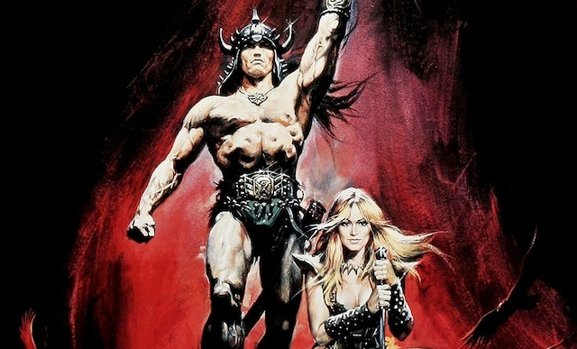 It sounds like The Legend of Conan may lead to a new Hyborian Age cinematic universe.