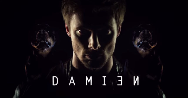 Check out the Damien teaser for a look at AMC's upcoming series inspired by The Omen.