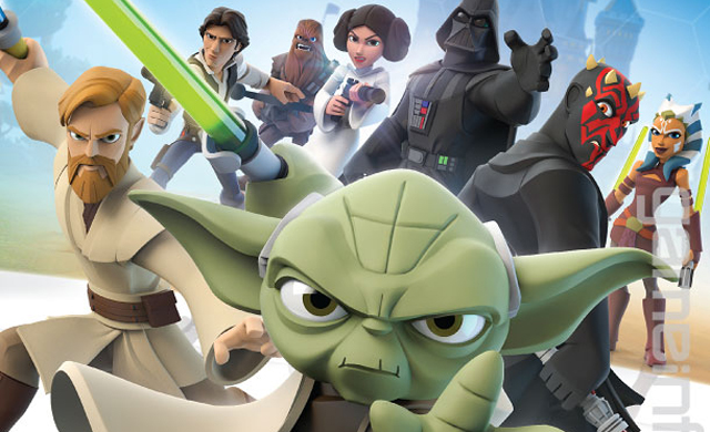Disney Infinity 3.0 will offer Star Wars characters for the first time!