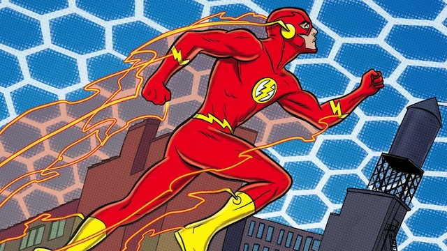 Screenwriters Phil Lord and Chris Miller update on the status of their The Flash movie.