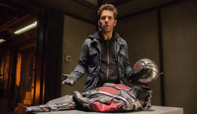 This Ant-Man Paul Rudd gives you the inside scoop on the man playing Scott Lang.