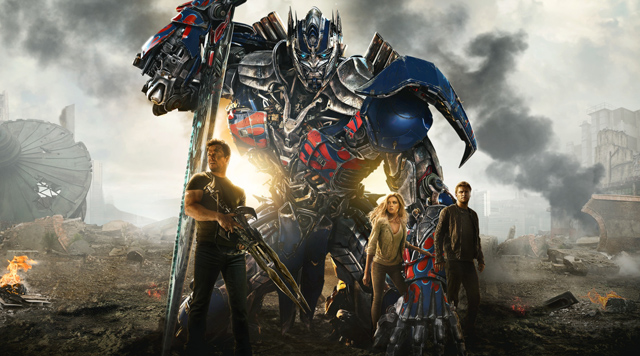 Paramount Pictures has assembled a team of top screenwriters to take on its Transformers franchise