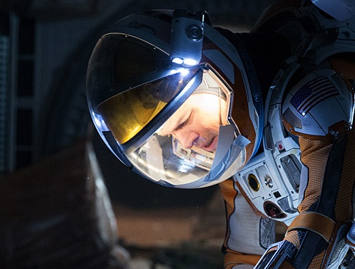 Check out The Martian trailer and get a look at the upcoming sci-fi thriller from director Ridley Scott.
