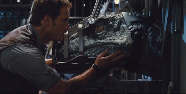 Steven Spielberg takes you behind the scenes of Jurassic World in a new featurette.