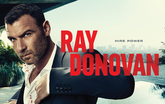 """Showtime has released the season three poster art and official teaser for its critically-acclaimed and award-winning drama """"Ray Donovan."""""""