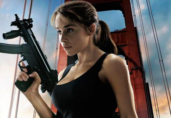 5 New Terminator Genisys Character Posters.