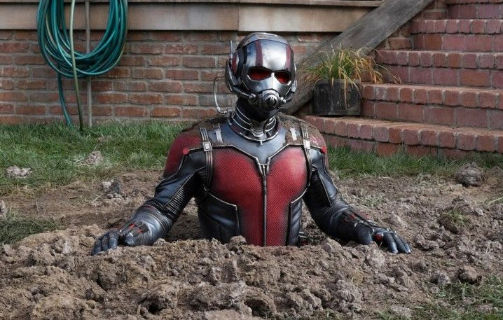 """Check Out a dozen new Ant-Man stills, offering a look at the upcoming """"Phase Three"""" capper."""