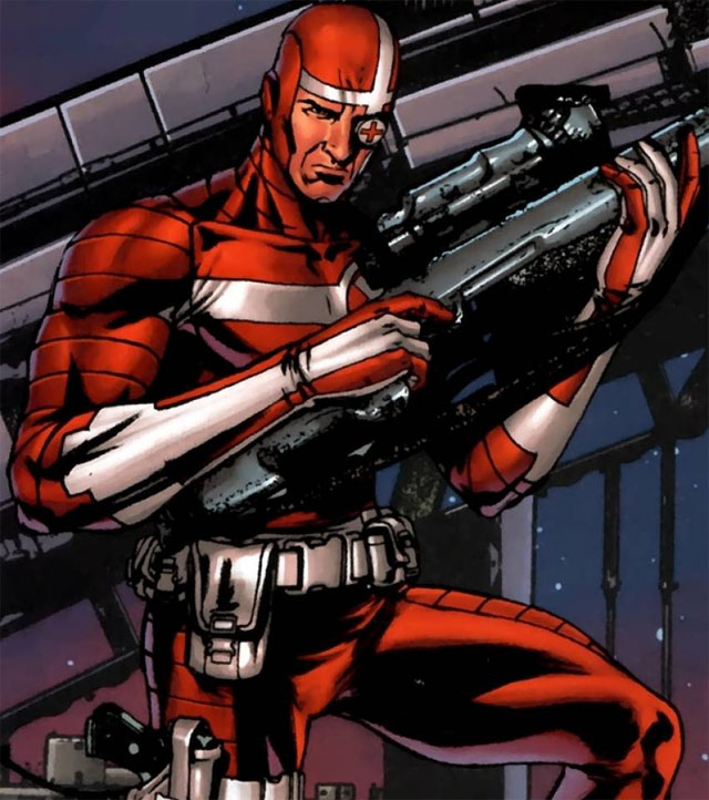 Crossfire is an important part of our Ant-Man Villains spotlight!