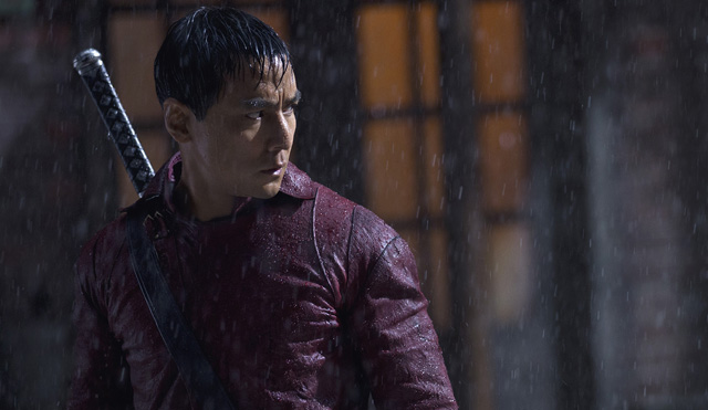 Check out two Into the Badlands stills.