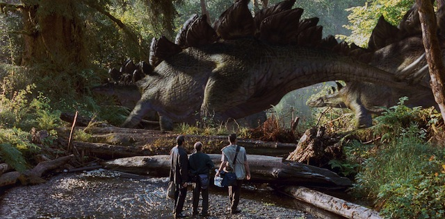 The Jurassic World story takes a detour through The Lost World.