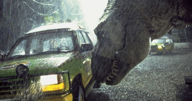 The T. Rex has an important role in the Jurassic World story.