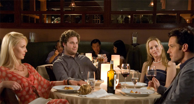 Knocked Up is just one of several Judd Apatow films featured in our Ant-Man Paul Rudd Spotlight.