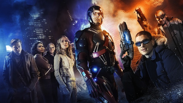 Warner Bros. Television Panel Live Stream from New York Comic Con
