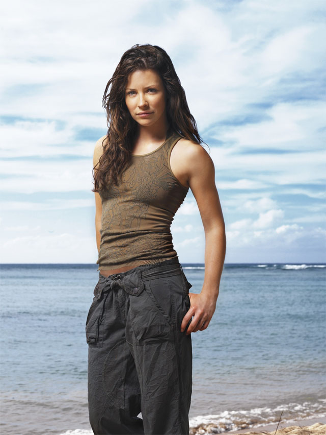 Of course this Ant-Man Evangeline Lilly spotlight includes her time as Kate on LOST.