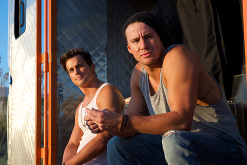 Check more than 50 new Magic Mike XXL Images!