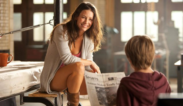 Who could forget Real Steel? Certainly not this Ant-Man Evangeline Lilly spotlight!