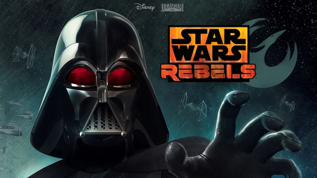Darth Vader is a one man army in a new Star Wars Rebels clip!