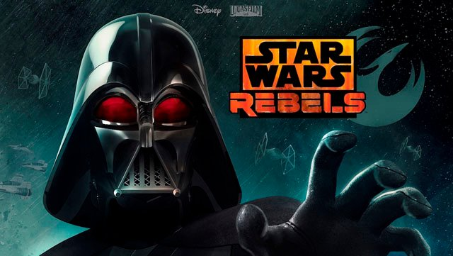 Watch a new Star Wars Rebels season two clip featuring Darth Vader!