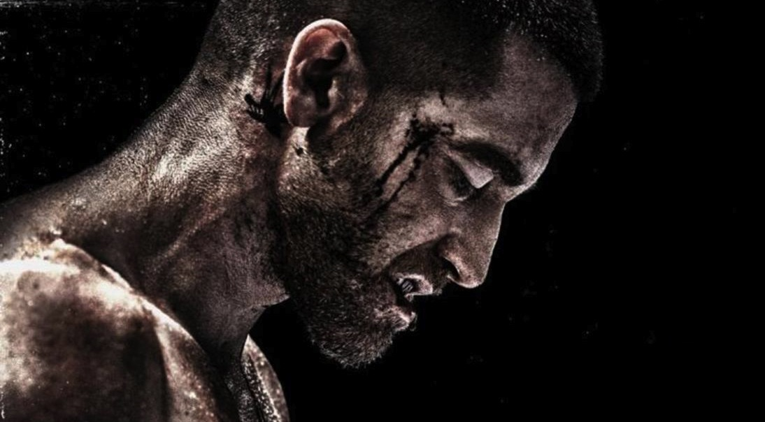 A New Southpaw TV spot is set to an Enimem song.