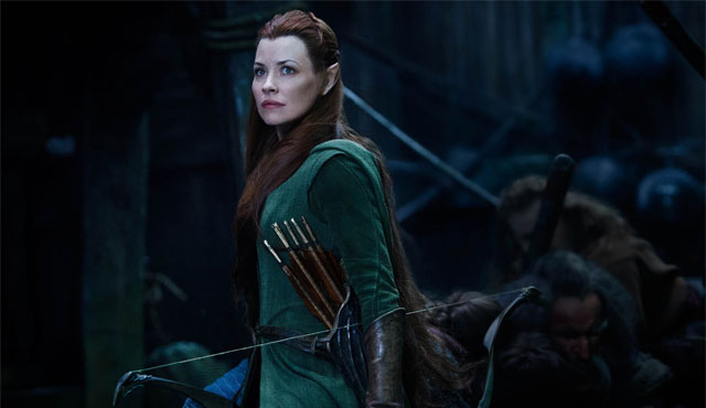 Not many actresses can pull of a non-Tolkien character in Middle-earth, but our Ant-Man Evangeline Lilly spotlight certainly knows of at least one!