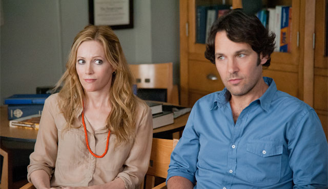 Marvel's Ant Man Paul Rudd starred in This Is 40.