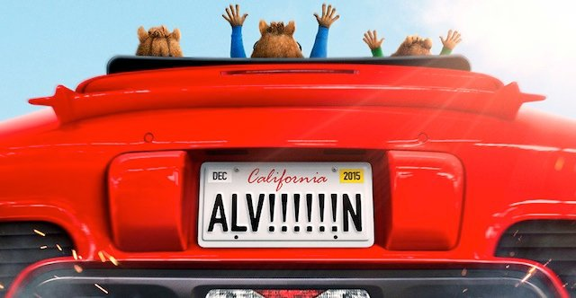The new poster for Alvin and the Chipmunks: The Road Chip has arrived!