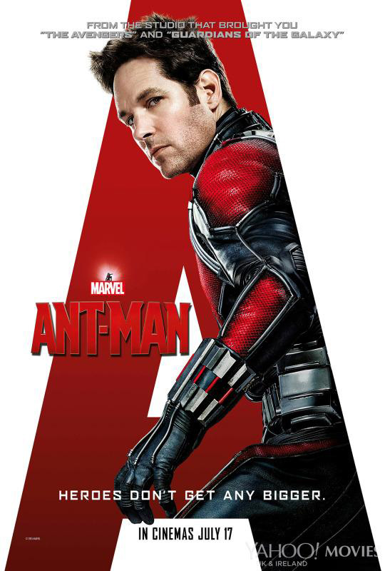 The New International Ant-Man Poster and Quad