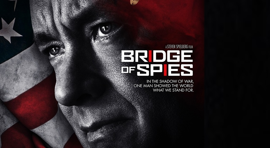 The Bridge of Spies poster has arrived!