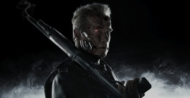 J.K. Simmons makes an appearance in a new Terminator Genisys clip.