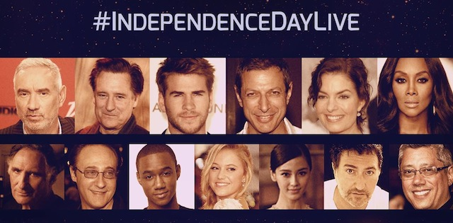 Watch the Independence Day Live stream!