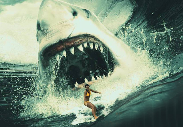 A Meg movie may finally be on the way from Warner Bros. Pictures!
