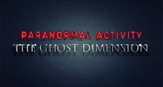 Get Spooked by the Paranormal Activity: The Ghost Dimension Trailer