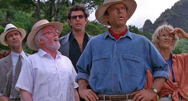 These characters play a big role in the history of the Jurassic World story.