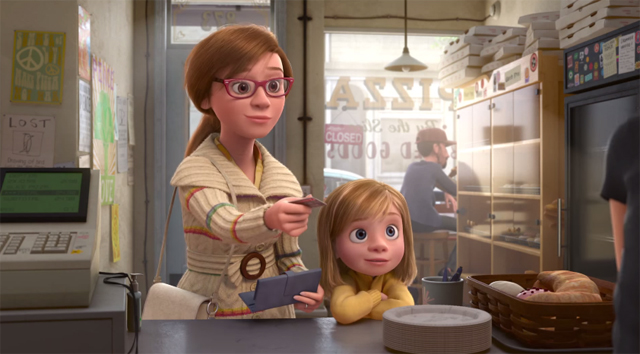 A new Inside Out clip reveals that San Francisco has officially ruined pizza.