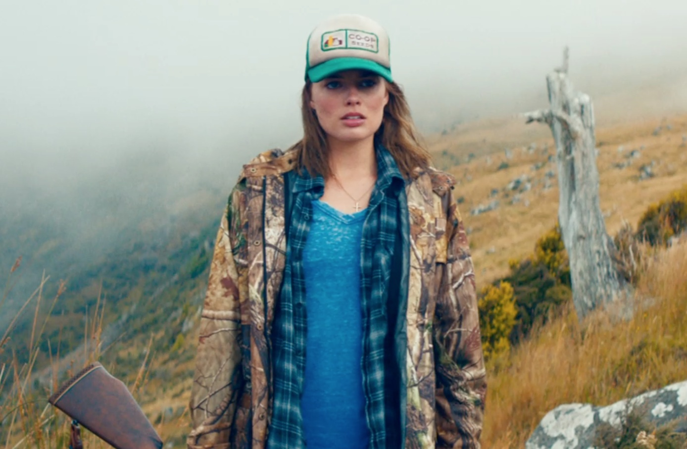 Check out the Z For Zachariah trailer, starring Margot Robbie.