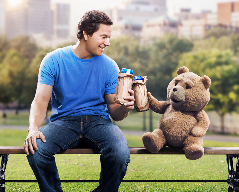 Ted 2 reviews