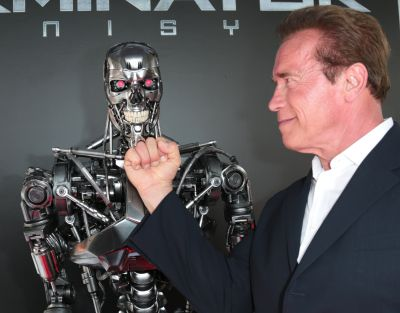50 Photos from the Terminator Genisys Premiere ...
