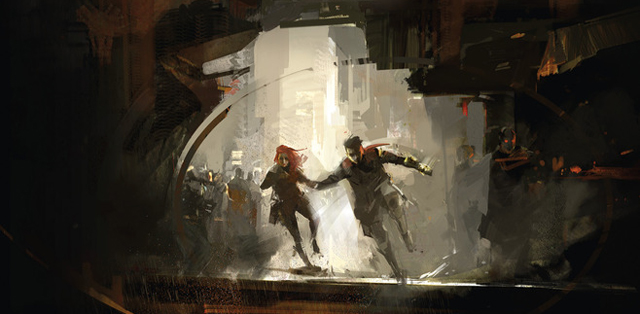Wesley Chu's Time Salvager is heading to the big screen with Michael Bay set to direct.