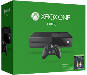 Xbox One Getting a One Terabyte Version Next Week