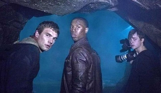 Chronicle is a major entry in our Fantastic Four Michael B Jordan spotlight.