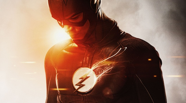 The Flash costume gets an update in season two!