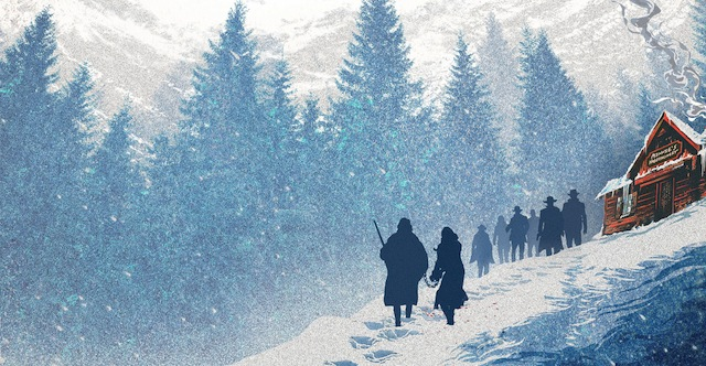 Read all about Quentin Tarantino's latest in our Hateful Eight Comic-Con recap!