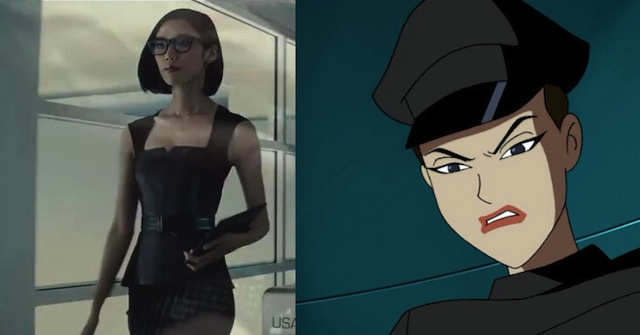 Tao Okamoto will be playing Mercy Graves in Batman v Superman: Dawn of Justice.