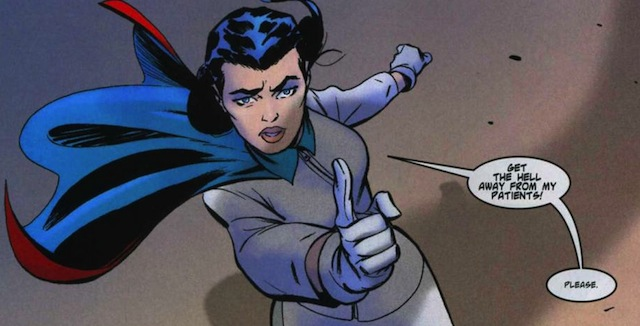 It looks like Night Nurse is headed to the Marvel Cinematic Universe!