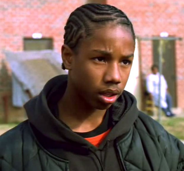 Our Fantastic Four Michael B Jordan spotlight begins with The Wire!