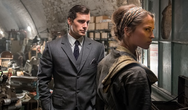 The Man From U N C L E Stills Check Out 35 New Images Comingsoon Net