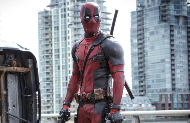 Deadpool Photos Released in High Resolution.