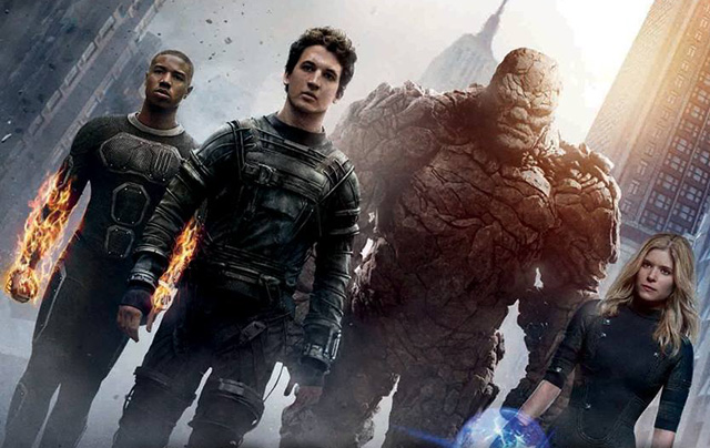 Fantastic Four Falls to Mission: Impossible's Second Weekend