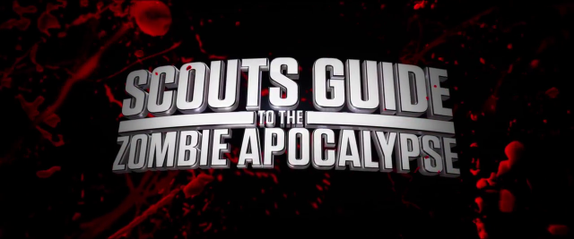 Scouts Guide to the Zombie Apocalypse Debuts First Poster and Clip