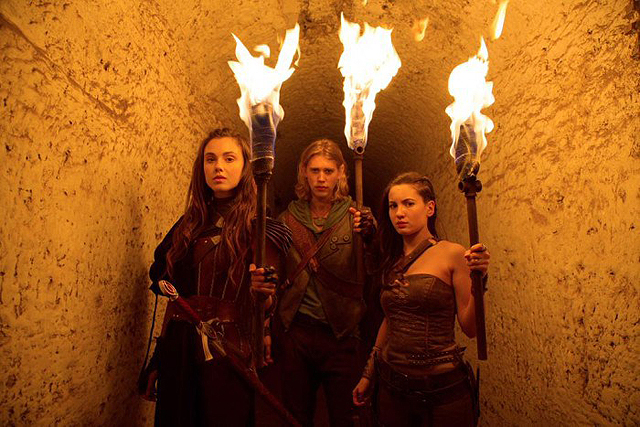 The New Shannara Chronicles Trailer Released.